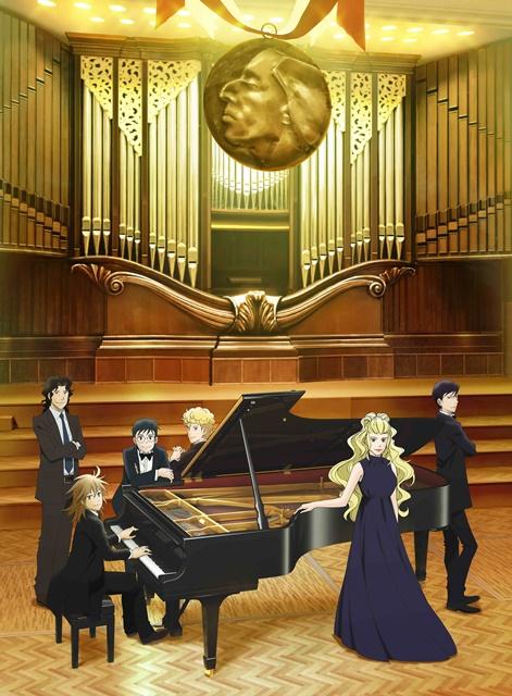 『ピアノの森』第10話より、先行場面カットが公開!