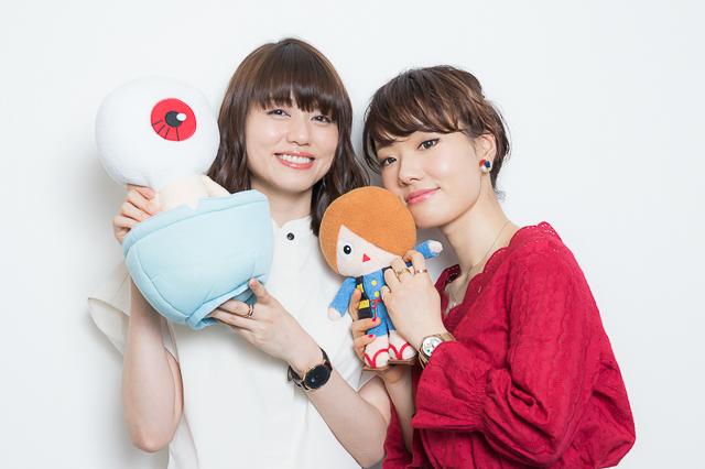 『ゲゲゲの鬼太郎』庄司宇芽香、藤井ゆきよインタビュー