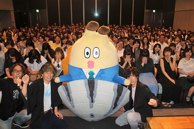 増田俊樹 登壇「朝だよ!貝社員」ファンイベントの公式レポが到着