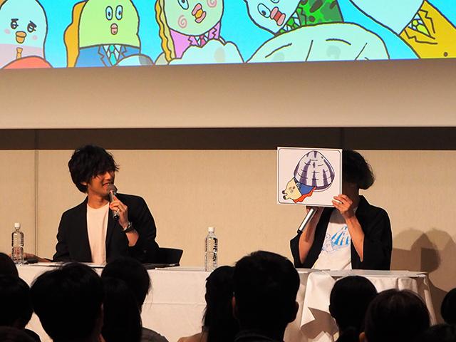 声優・増田俊樹さんがファンから質問攻め!? 日テレ系番組「ZIP!」内で放送中の「朝だよ!貝社員」ファンイベント公式レポートが到着の画像-4