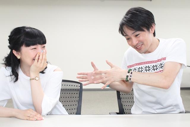 『最終兵器彼女』BD-BOX化記念!石母田史朗×折笠富美子 対談