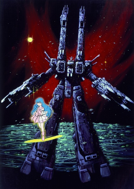 超時空要塞マクロス-3