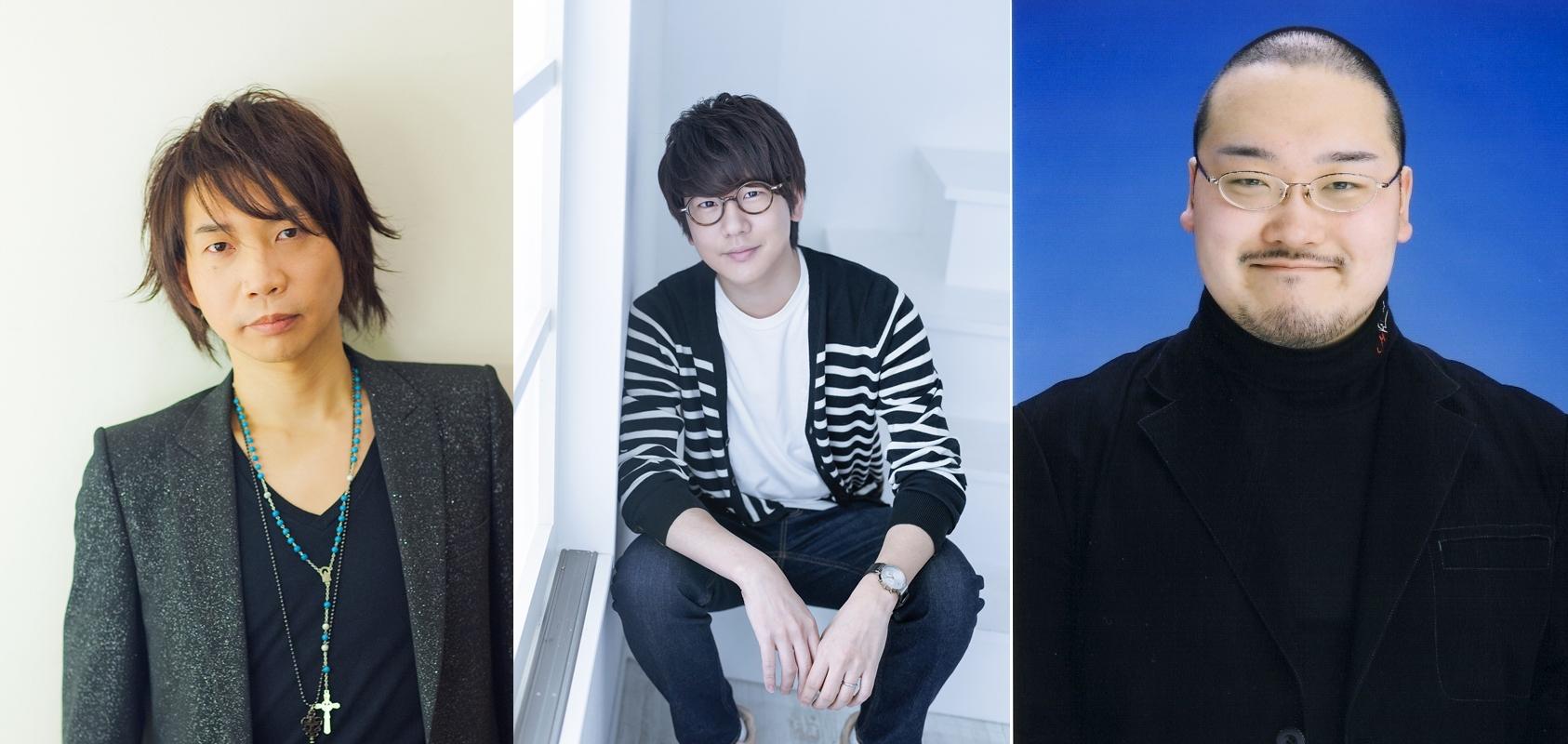『Back Street Girls -ゴクドルズ-』に諏訪部順一、花江夏樹、間宮康弘が出演