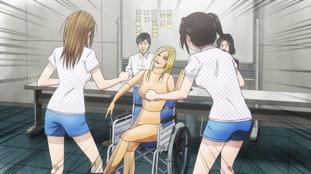 Back Street Girls -ゴクドルズ--41