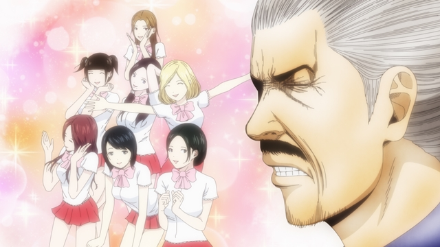 Back Street Girls -ゴクドルズ--25