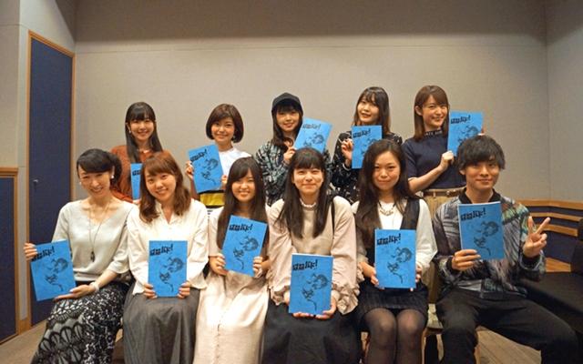 『はねバド!』大和田仁美・島袋美由利ら出演声優11名の公式コメント公開