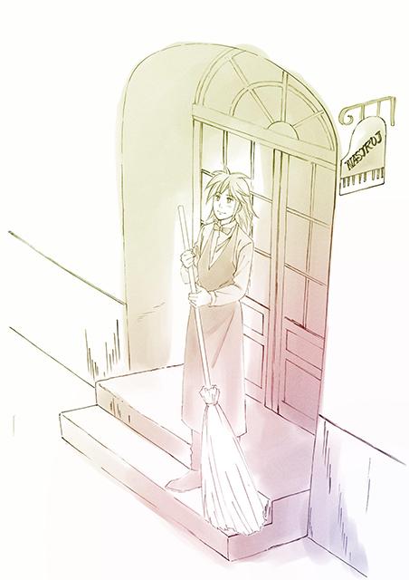 アニメ『ピアノの森』第2シリーズが2019年1月より放送開始! キャラクターデザイン・木野下澄江氏による第2シリーズ放送決定記念描き下ろしイラストも到着!の画像-1