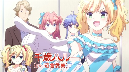 『音楽少女』第二弾PVは、深川芹亜ら声優12人のボイス入り!