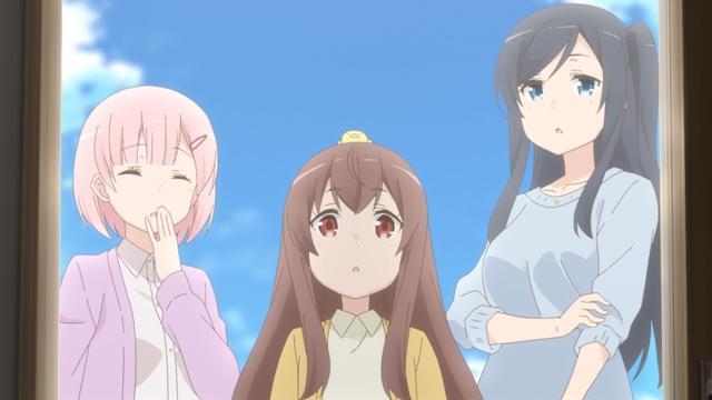 『すのはら荘の管理人さん』テレビアニメ最新話あらすじ・場面カットまとめ