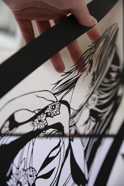 """「痛印堂」のTOSYOが新たなECサイト""""切り絵専門店「Kiritorie-キリトリエ-」""""をオープン! 日本古来の伝統美術を通じて繊細な世界観を表現!の画像-3"""