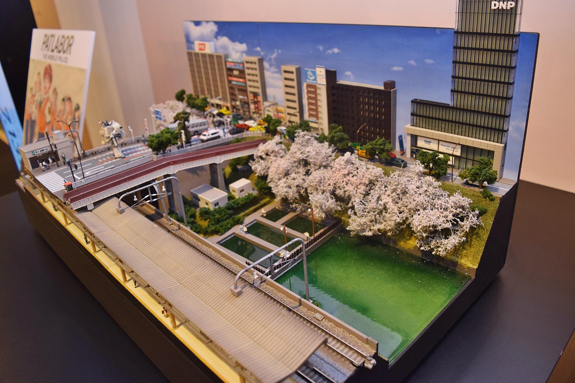 「アニメと鉄道展」を鉄道BIG4が大絶賛! 『ラブライブ!サンシャイン!!』、『この世界の片隅に』、『機動警察パトレイバー』、『ISLAND』などが展示-19