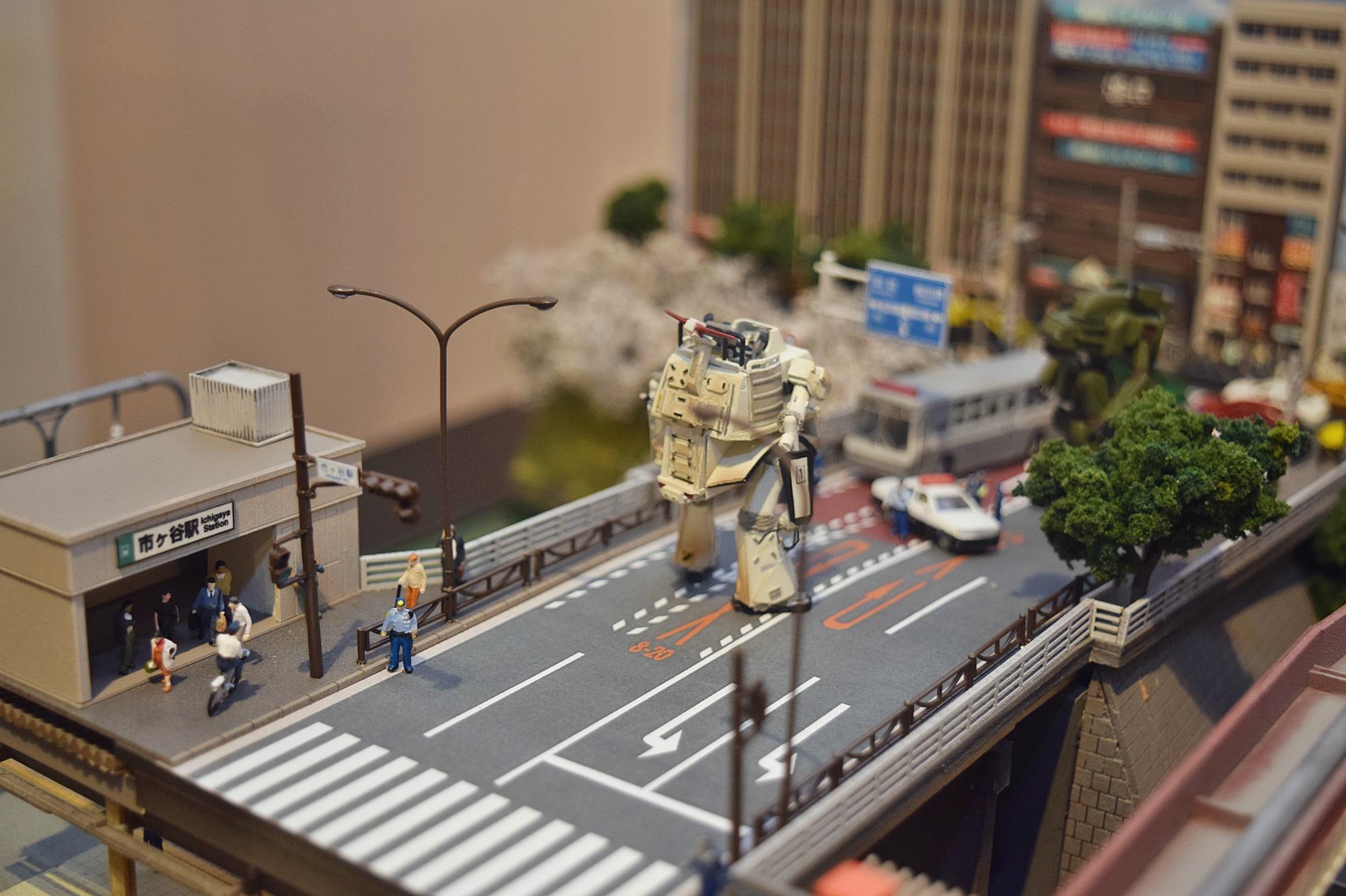 「アニメと鉄道展」を鉄道BIG4が大絶賛! 『ラブライブ!サンシャイン!!』、『この世界の片隅に』、『機動警察パトレイバー』、『ISLAND』などが展示-18