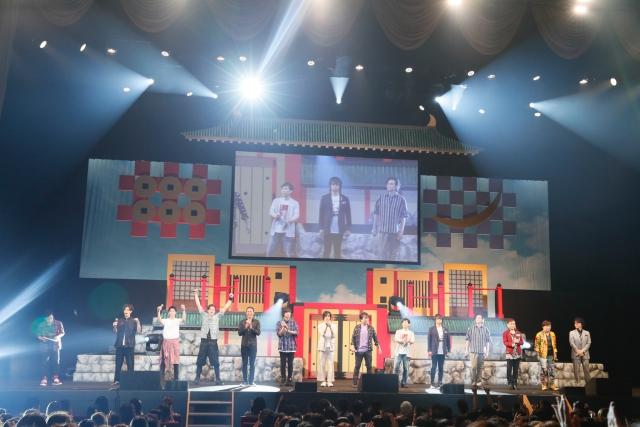 『戦国BASARA』の熱で中野サンプラザがヒートアップ! 豪華出演者が大爆笑を巻き起こした「バサラ祭2018〜夏の陣〜」【昼の部】をレポート!