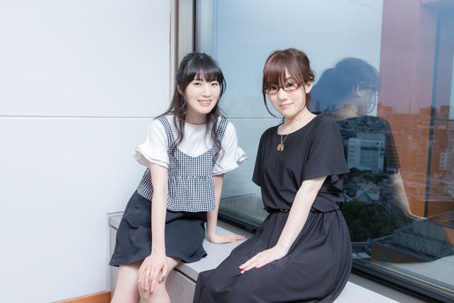 『アリスギア』×『FAガール』石川由依&綾瀬有インタビュー