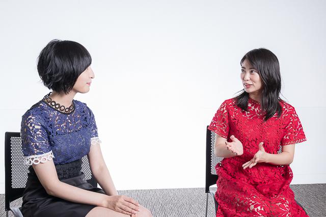 『僕のヒーローアカデミア THE MOVIE ~2人の英雄(ヒーロー)~』志田未来×佐倉綾音ダブルヒロイン対談