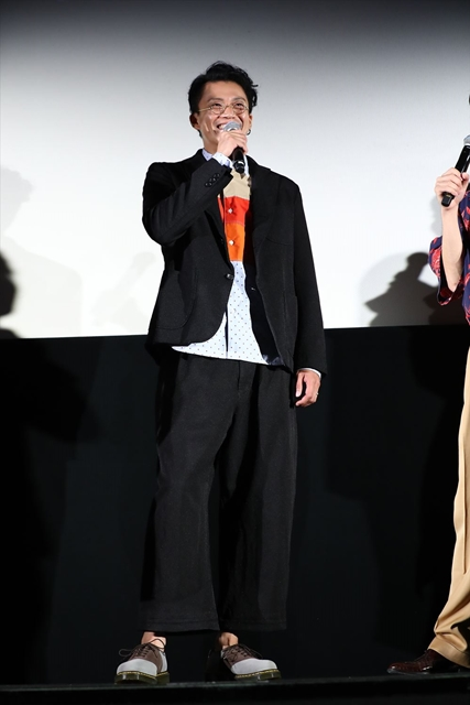 『銀魂2-世にも奇妙な銀魂ちゃん-』舞台挨拶公式レポート公開