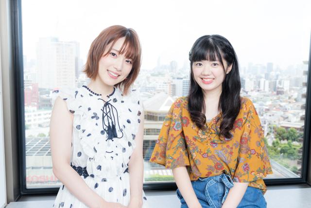 『アリスギア』×『FAガール』内田真礼&長江里加インタビュー