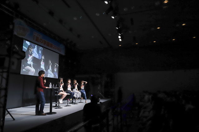 『ラストピリオド – 終わりなき螺旋の物語 -』ステージレポート│声優陣による「ワイズマンのテーマ」ミニライブも【MF文庫J 夏の学園祭2018】