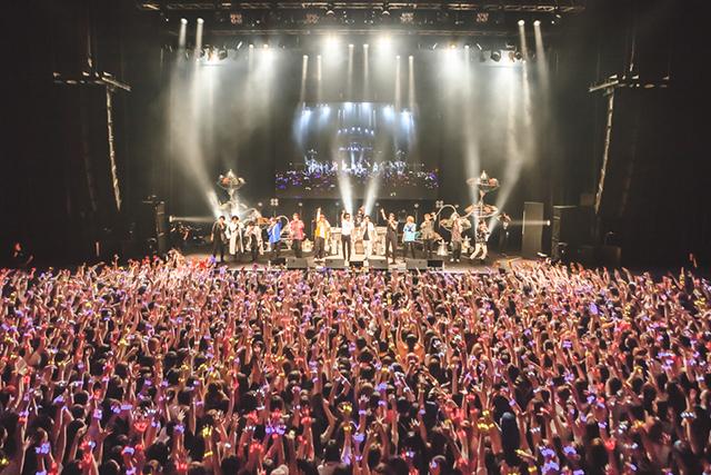 「ヒプマイ」2nd LIVEオフィシャルレポ