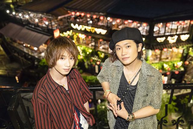 植田圭輔&鳥越裕貴の新番組『ハピ トリ』が10月より放送開始!