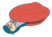 人気声優・増田俊樹さんと山下大輝さんが初めての共同作業でケーキ入刀!?「ZIP!」内アニメ『朝だよ!貝社員』8月31日放送回にて初共演-3