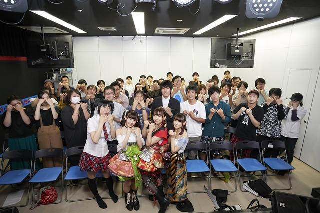 『Back Street Girls -ゴクドルズ-』最終回直前イベントより公式レポ公開
