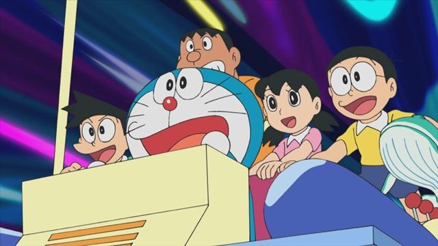 『ドラえもん』誕生日スペシャルに朴璐美さん&茅野愛衣さんが出演! うれしすぎて思わず2度聞き!? 舞台は7000年前の南太平洋!