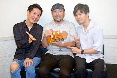 鈴木裕斗&山下誠一郎MCの『LOST SONG』ラジオ収録レポート
