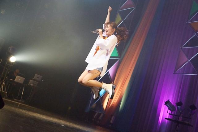 『立花理香 1st LIVE~LIFE!LIVE!Flora!~』レポート