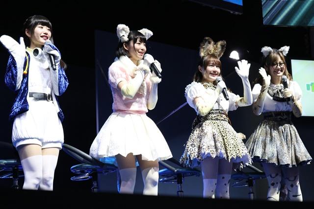 尾崎由香、本宮佳奈、根本流風、山下まみが登壇したセガ新プロジェクト発表ステージをレポ!