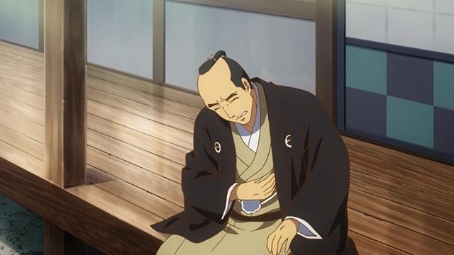 『つくもがみ貸します』第11話「似せ紫」より先行場面カット公開! 勝三郎と早苗、幸之助とおはなの4人を招き、茶会を開こうと……の画像-2