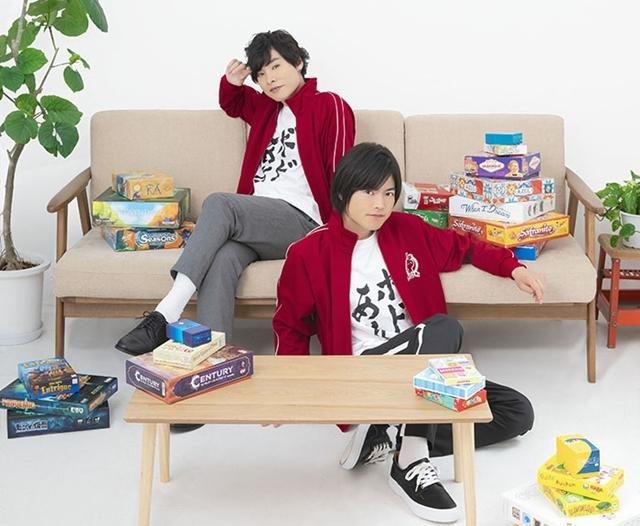 木村良平、小野友樹、花江夏樹がゲスト『ボドあそ』DVD発売記念イベント詳細判明