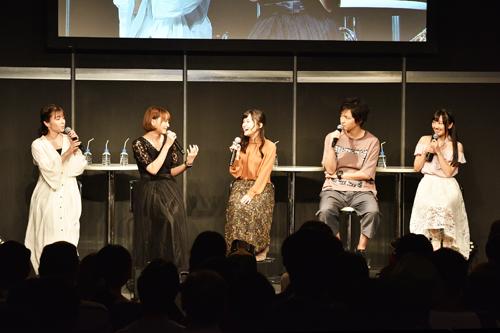『ガーリー・エアフォース』スペシャルステージイベントレポ!
