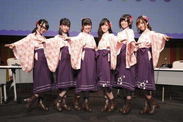 『温泉むすめ』「YUKEMURI FESTA Vol.15@羽田空港」第1部をレポート