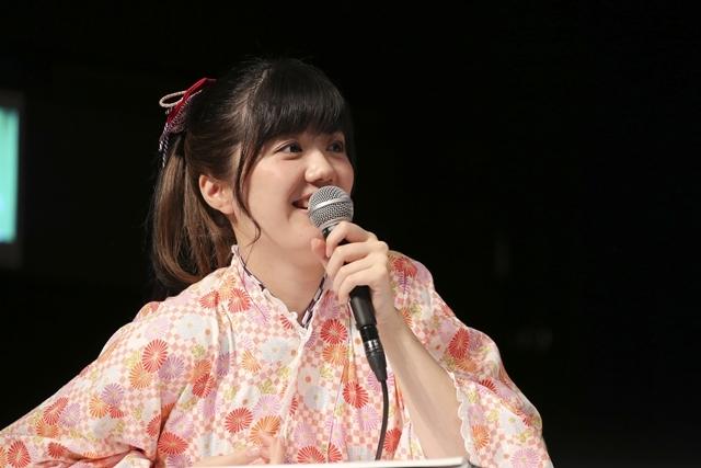 『温泉むすめ』の公開収録イベント「YUKEMURI FESTA Vol.15@羽田空港」第2部をレポート! 『温泉むすめ』の山菜取りは危険がいっぱい!?