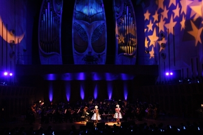 竹達彩奈さん&悠木碧さんのプチミレディ・オーケストラコンサートレポート|壮大なオーケストラと、小さな淑女達の歌声が奏でるハーモニー!