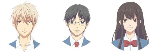 春アニメ『この音とまれ!』内田雄馬、榎木淳弥、種﨑敦美がメインキャラクターを担当