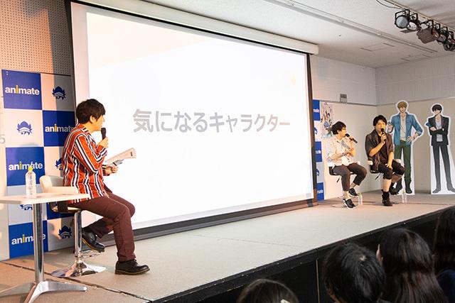 TVアニメ『だかいち』小野友樹さん、高橋広樹さん登壇の先行上映会をレポート!