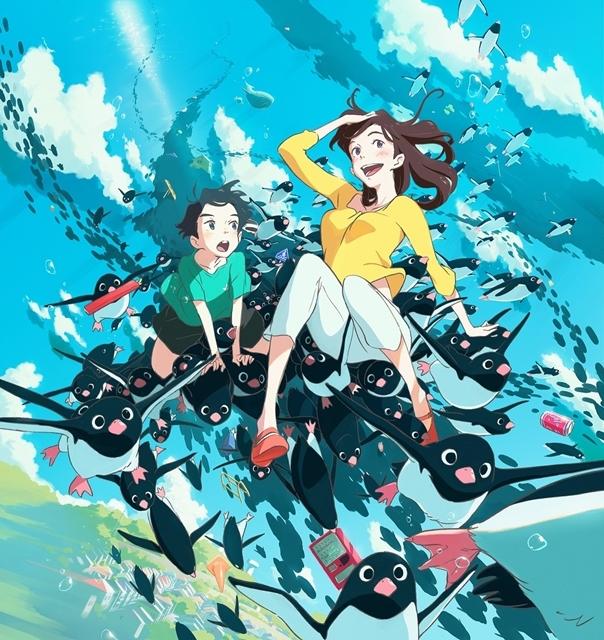 『ペンギン・ハイウェイ』Blu-ray&DVDが2019年1月30日発売