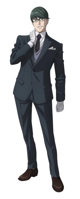 オリジナルTVアニメ『歌舞伎町シャーロック』2019年放送!主要声優は小西克幸さん、中村悠一さん。監督を吉村愛氏、制作をProduction I.Gが担当の画像-7