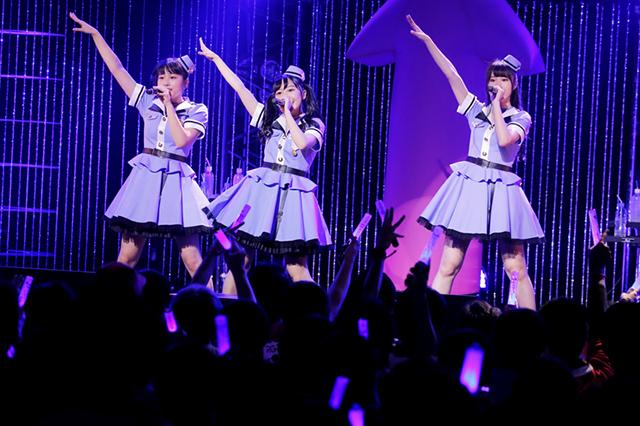 『Run Girls, Run!!』1stライブツアーを完走【インタビュー&レポ】