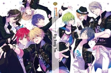 アニメ『マジフォー』単独ライブイベントBD&DVD12月19日発売
