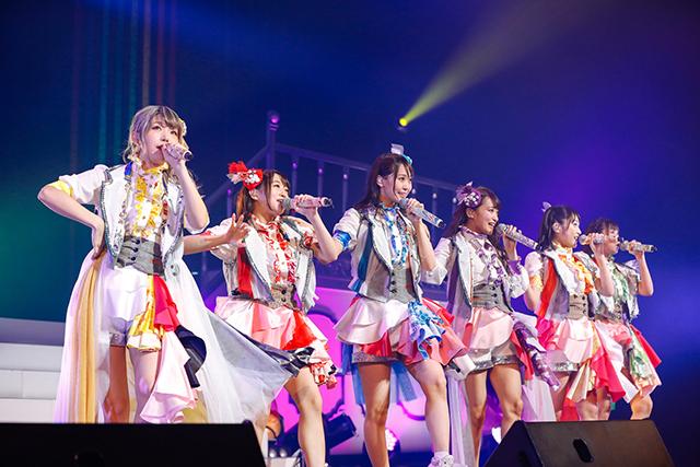 『i☆Ris 6th Anniversary Live ~Lock on♡ 無理なんて言わせないっ!~』レポ