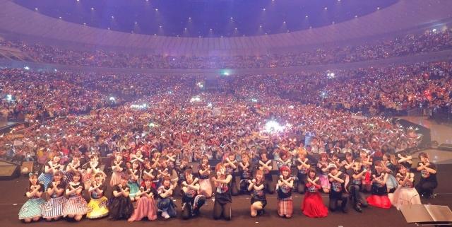 「ANIMAX MUSIX 2018」横浜公演公式レポ到着