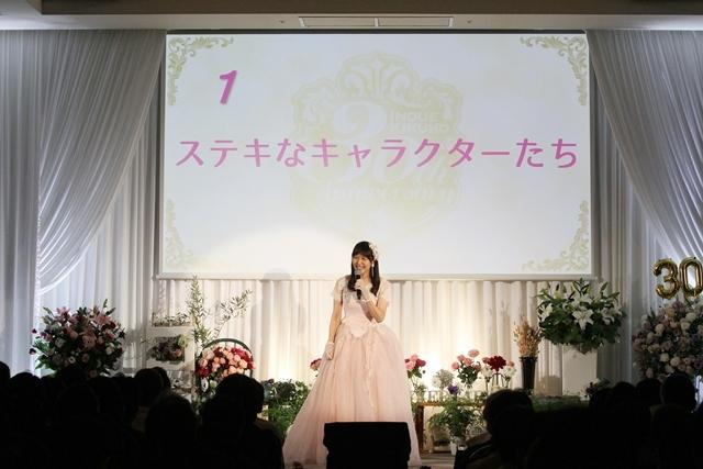 井上喜久子さんが声優活動30周年記念イベントを開催! 豪華ゲストにボカロ共演、茶番劇もあり!?