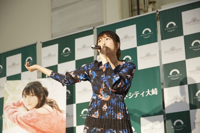 声優・安野希世乃2ndミニアルバムリリース記念イベントより公式レポ到着