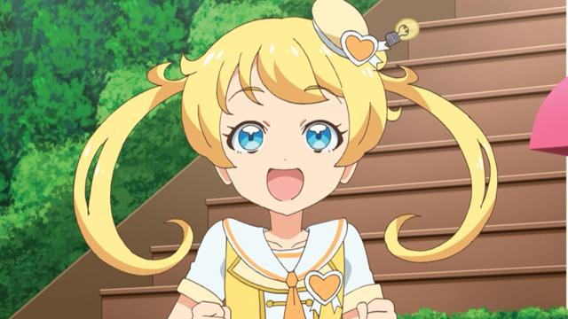 TVアニメ『キラッとプリ☆チャン』第34話先行場面カット・あらすじ到着!ユヅルの元に、人気絶頂のデュエットプリ☆チャンアイドルが突然、現れて……