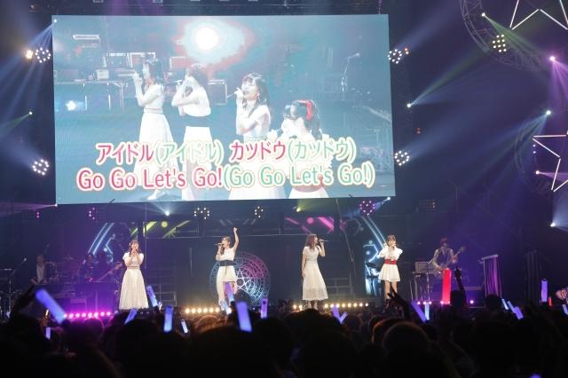 『GRANRODEO』がデビューシングル「IGPX」を熱唱!「ANIMAX MUSIX 2018 YOKOHAMA」レポート【後編】
