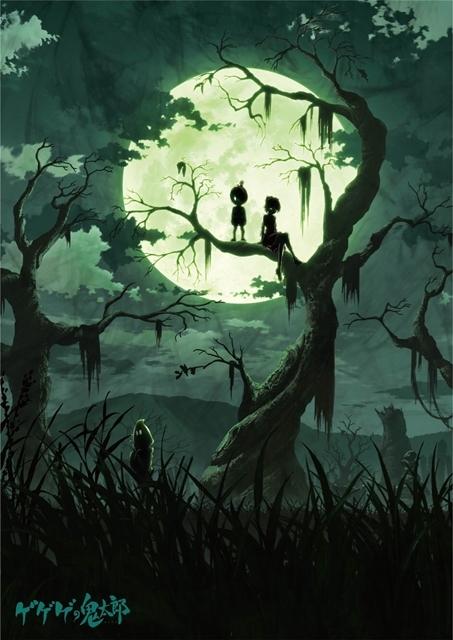 『ゲゲゲの鬼太郎』第34話「帝王バックベアード」より先行カット到着! 妖怪たちが次々と行方不明。これは西洋妖怪の仕業!?