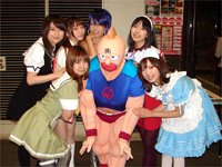 【Animics】アニミックス2008、会場風景をレポート!..
